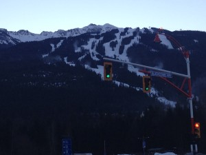 Blackcomb morning