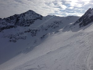 Incomparable Blackcomb Glacier
