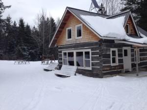 Healey cabin