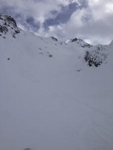 Whistler heli-ski