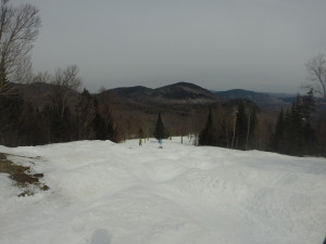 Spring bumps at Mont Tremblant