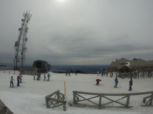 Closing weekend, Mont Tremblant
