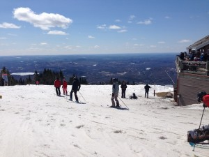 Spring at Mont Tremblant