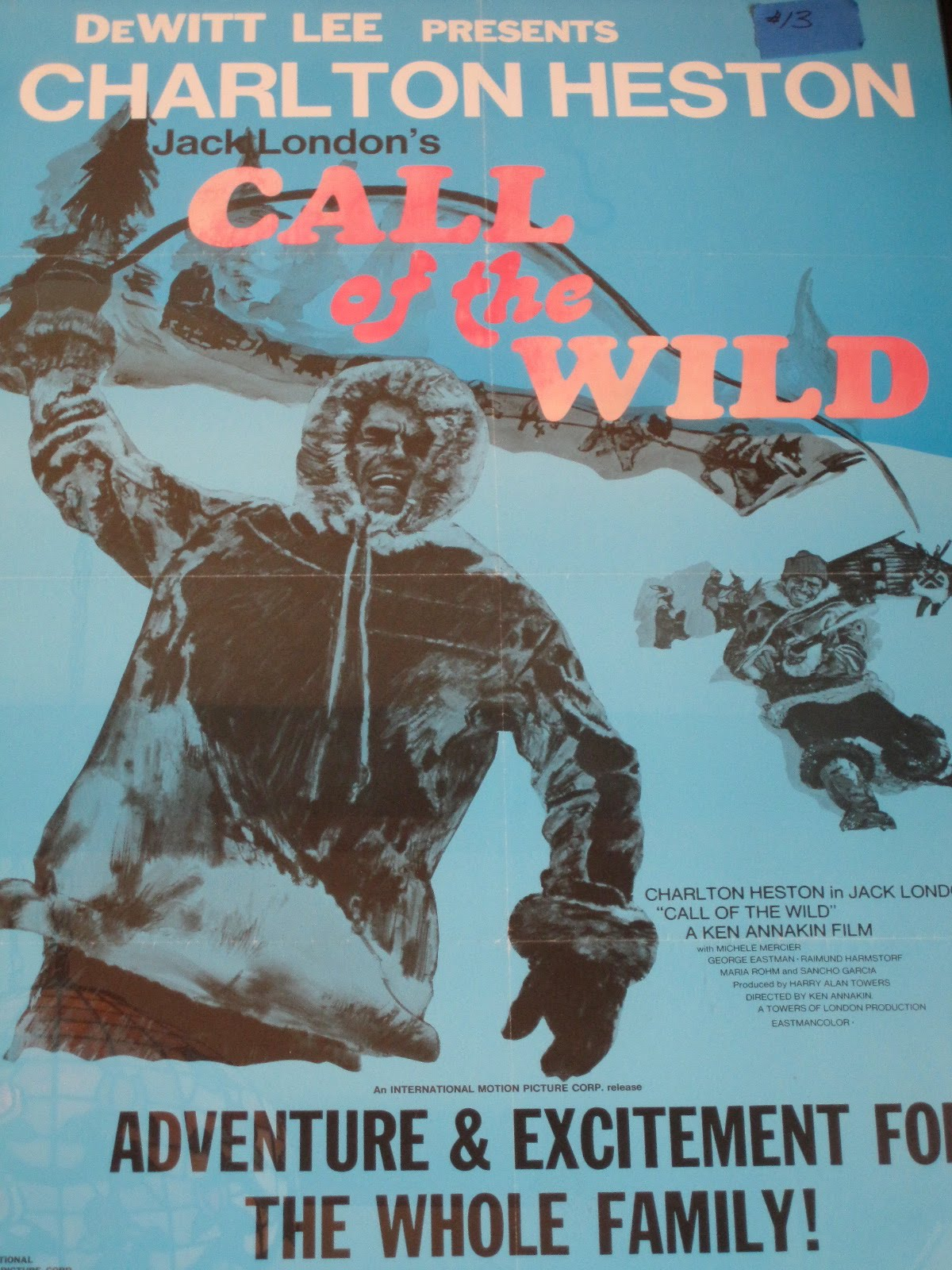 The Call of the Wild By Jack London!?
